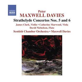 Strathclyde Concertos Nos. 5 And 6