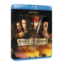 Pirates des Caraïbes : La malédiction du Black Pearl Blu-ray