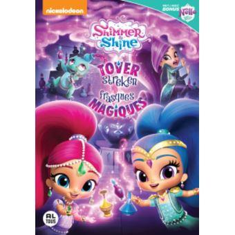 Shimmer &; shine v6: magical mischief-BIL