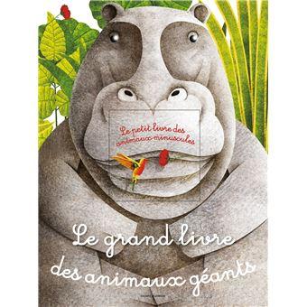 Le Grand Livre Des Animaux Geants