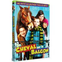 Un cheval sur le balcon DVD