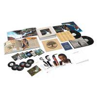 Box Set Back To Earth - 5 CDs + 2 Vinilos + Blu-ray