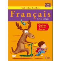 Caribou Francais Cm2 Livre Eleve