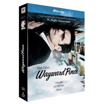 Wayward PinesWayward Pines Saison 1 Coffret Blu-ray