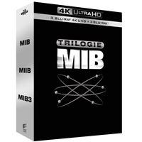Coffret Men in Black La Trilogie Blu-ray 4K Ultra HD