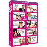 Coffret Romantique DVD