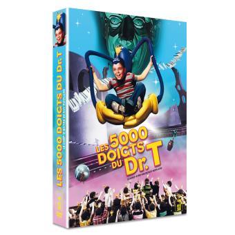 Les 5000 doigts du Dr T. Edition Collector Limitée DVD