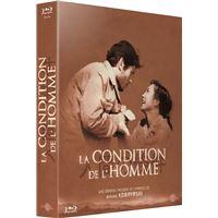 Coffret La Condition de l'homme Blu-ray