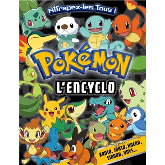 Les Pokemon Pokemon L Encyclo