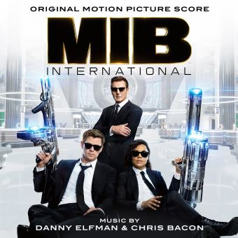 BSO Men in Black: International - LP 12''