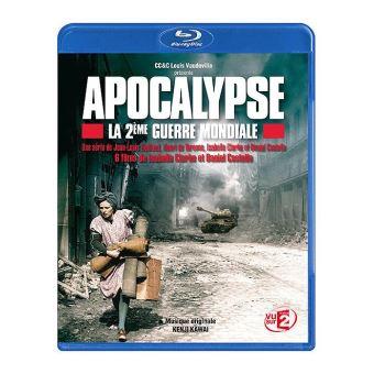 ApocalypseAPOCALYPSE SECONDE GUERRE MONDIALE-FR-BLURAY