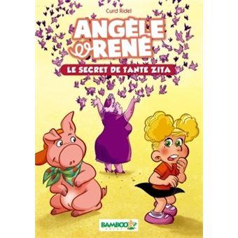 Angèle et RenéAngèle et René - poche tome 2 - le secret de Tante Zita