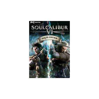 soulcalibur vi deluxe edition pc