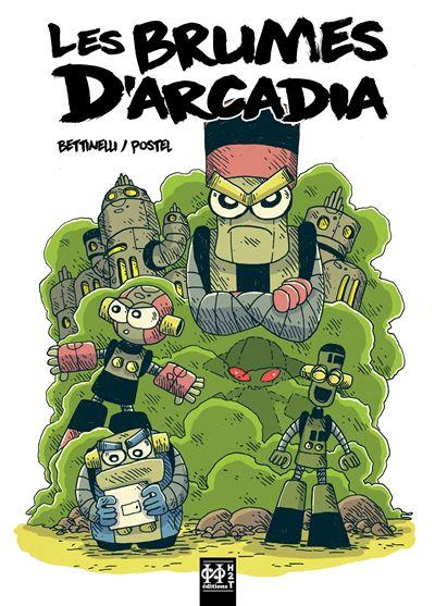 Les Brumes d'Arcadia
