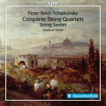 Les quatuors à cordes Souvenir de Florence