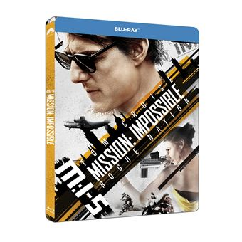Mission : Impossible  Les FilmsMission : Impossible Rogue Nation Steelbook Blu-ray