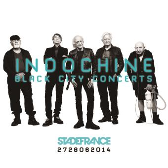 Black City Concert Deluxe Box Inclus 2 CD + 2 DVD + 1 Blu--ray