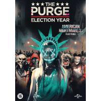 PURGE 3: ELECTION YEAR (DVD)(IMP)