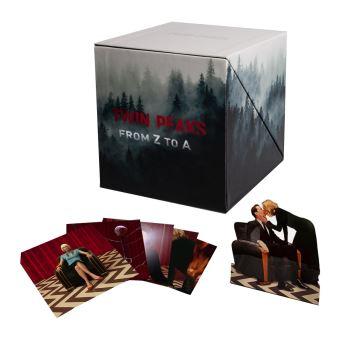 Twin PeaksCoffret Twin Peaks de Z à A Edition Premium Blu-ray