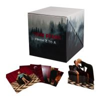Coffret Twin Peaks de Z à A Edition Premium Blu-ray