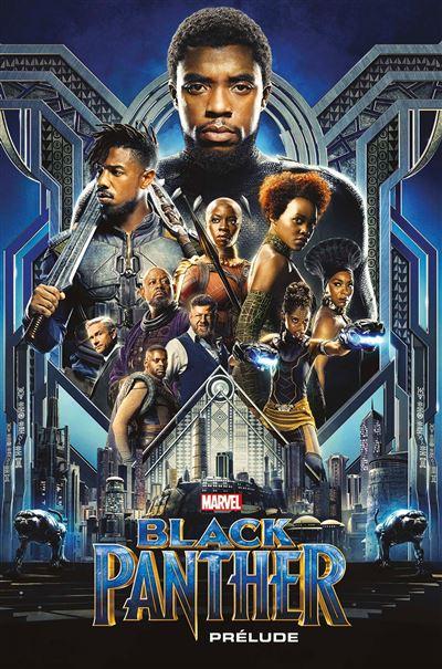 Black Panther : Prélude