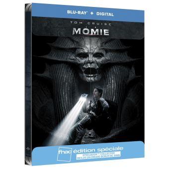 MummyLa Momie Edition spéciale Fnac Steelbook Blu-ray