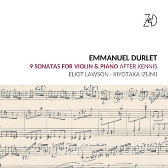 9 Sonatas for Violin & Piano After Kennis