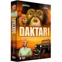 Daktari Saison 2 DVD