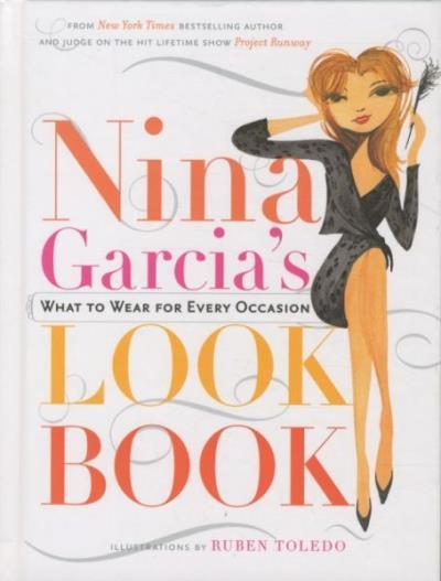 Nina Garcia's look book