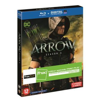 ArrowArrow Saison 4 Edition spéciale Fnac Blu-ray