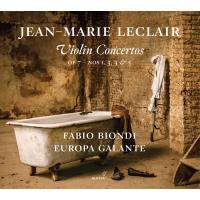 Leclair : Concertos pour violon