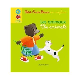 Petit Ours BrunMini sonore Petit Ours Brun en anglais - Les animaux