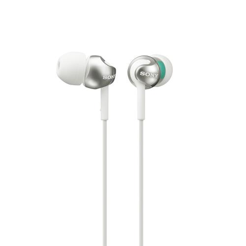 Ecouteurs Sony MDR EX110 Blanc
