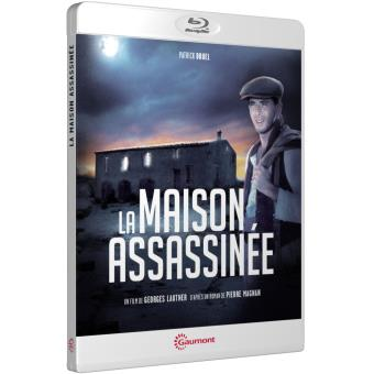 La maison assassinée Blu-ray