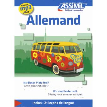 Guide allemand