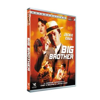 Big Brother DVD