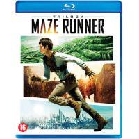 MAZE RUNNER-TRILOGIE-BIL-BLURAY
