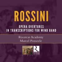 Opera Overtures In Transcription For Wind Band