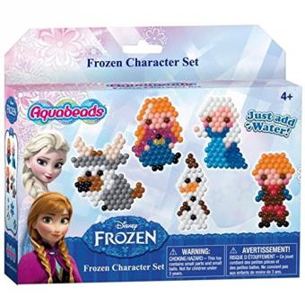 Kit créatif 450 perles Frozen La Reine des Neiges Aquabeads - Perle ... ed2e9d594420