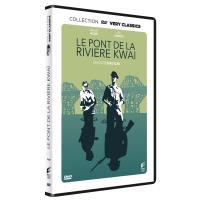 Le pont de la rivière Kwaï DVD