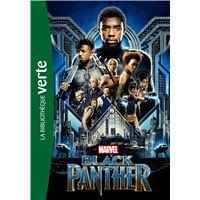 Bibliothèque Marvel 19 - Black Panther, le roman du film