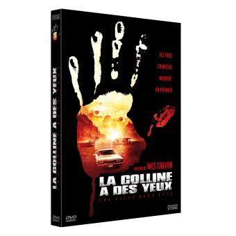 LA COLLINE A DES YEUX - DVD-FR