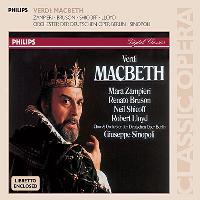 Macbeth - Classic opera  Multipack 3 CD