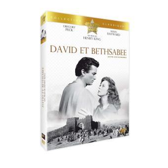David et Bethsabée DVD