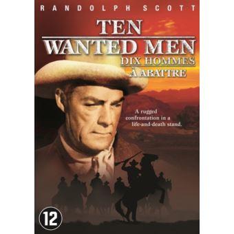 Ten Wanted Men (Dix Hommes A Abattre)  - Nl/Fr