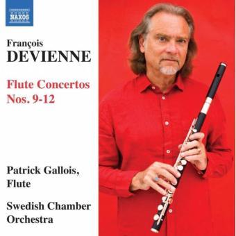 Concertos pour flute nos 9/12