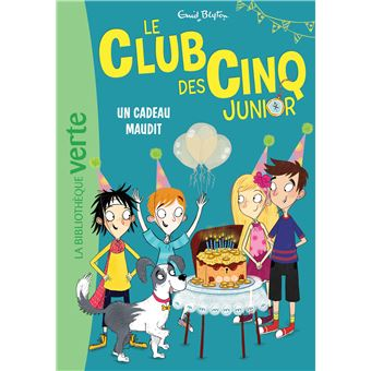 Le Club des CinqLe Club des Cinq Junior 09 - Un cadeau maudit
