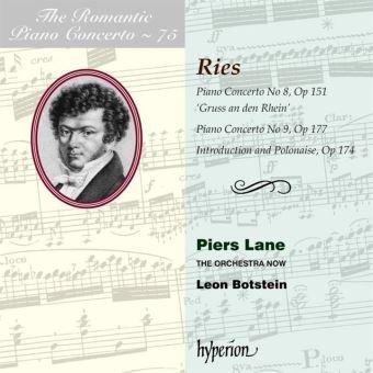 PIANO CONCERTOS NOS 8 & 9