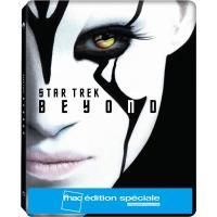 Star Trek Sans limites Edition spéciale Fnac Steelbook Blu-ray