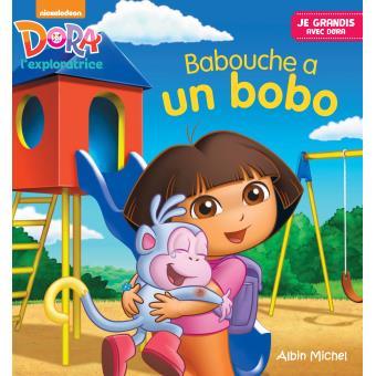 dora lexploratricebabouche a un bobo - Dora Babouche